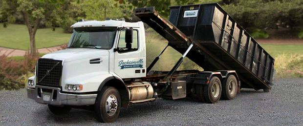 About Jacksonville Dumpster Service Dumpster Rentals